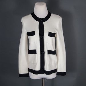 Kate Spade Baxter Button Cardigan Sweater Jacket